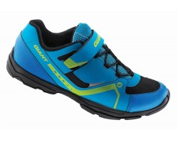 Chaussures Giant Sojourn 2X Road bleu