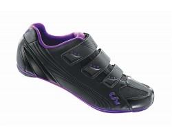 Chaussures LIV Regalo noir Route