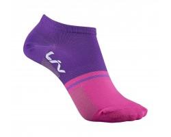 Chaussettes Liv Festa violet/fuchsia