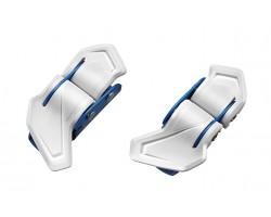 Boucles de remplacement blanc