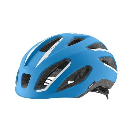 Casque route Strive cyan/blanc Giant