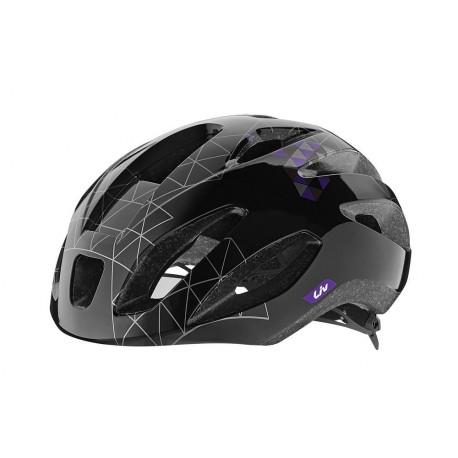 Casque LIV lanza noir/violet