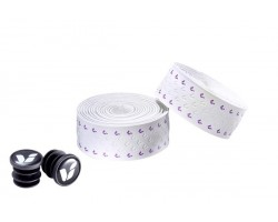 ruban de guidon LIV Assure 2.0 blanc/violet