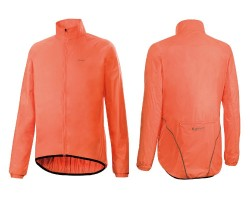 Coupe Vent orange fluo