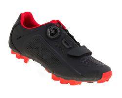 Chaussures VTT Spiuk Altube noire/rouge
