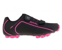 Chaussures Spiuk Altube noire/rose