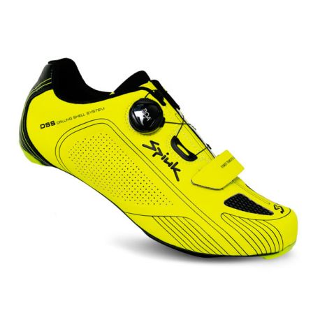 Chaussures Spiuk Altube route 2018 jaune