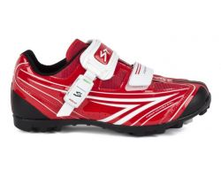 Chaussures Spiuk Risko rouge