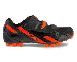 Chaussures VTT Spiuk Rocca noire/orange