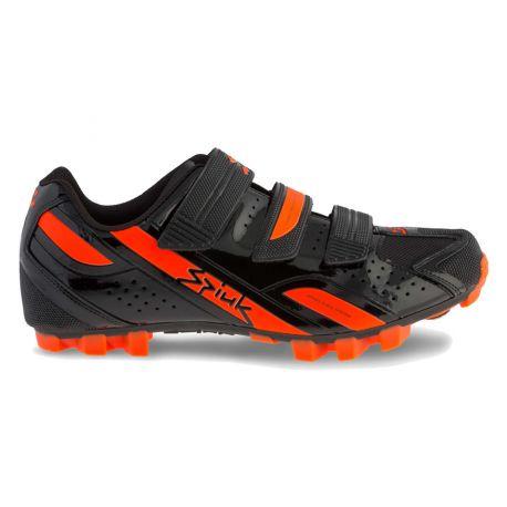 Chaussures Spiuk Rocca noire/orange