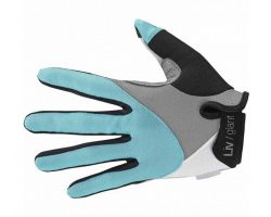 Gants longs Liv Passion aqua