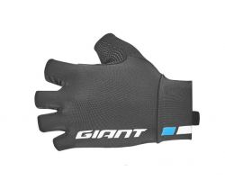 Gants courts Race Day noir Giant