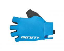 Gants courts Race Day bleu Giant