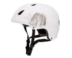 Casque Vault blanc Giant