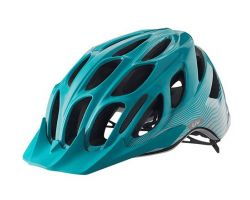 Casque Realm blanc/turquoise Liv