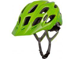 Casque VTT Hummvee vert néon Endura