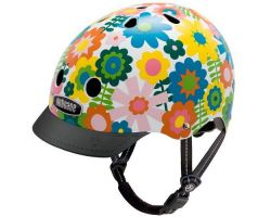 Casque urbain Street in bloom Nutcase