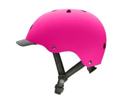 Casque urbain Street Supersolid Fuschia Nutcase