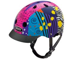 Casque urbain Totally Rad Nutcase