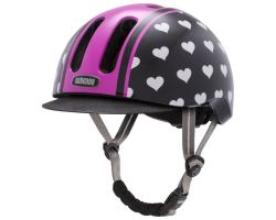 Casque urbain Metroride Heart and Soul Nutcase
