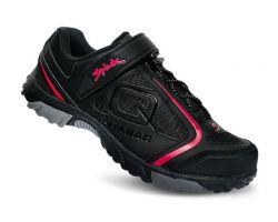 Chaussures VTT Spiuk Quasar noire/rouge
