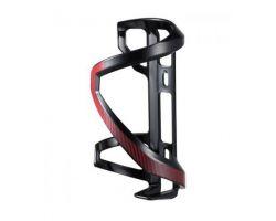 Porte bidon Airway Sidepull droit noir/rouge Giant