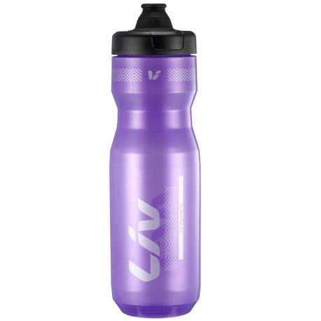 Bidon Liv Cleanspring 750CC violet