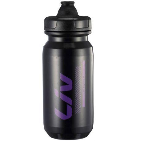 Bidon Liv Cleanspring 750CC noir/violet