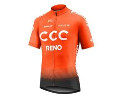 Maillot MC Team CCC Replica