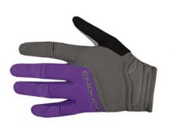 Gants longs Hummvee Plus II violet Endura