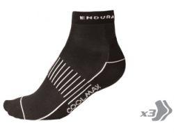Chaussettes Race coolmax II (lot de 3)