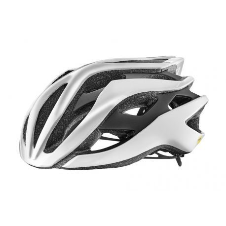 Casque route Giant REV Mips blanc