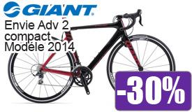 Destockage Giant Invite 2 compact modéle 2014 en promotion -30%