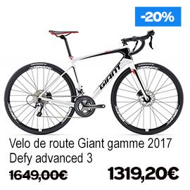 Destockage gamme Giant et Liv 2017 vélo de route VTT vélo de ville vélo electrique , de 15% a 30% de remise sur une selection de vélos , a decouvrir a caen fleury-sur-orne dans notre Giant Store Caen